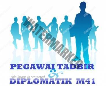 Tugas Umum Pegawai Tadbir Diplomatik