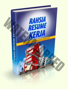review rahsia resume kerja